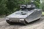 Bojové vozidlo CV90.