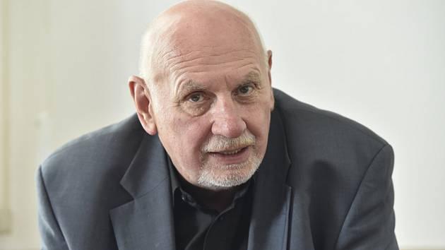 Předseda Ústavního soudu Pavel Rychetský.