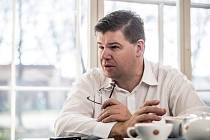Exministr spravedlnosti a europoslanec TOP 09 Jiří Pospíšil.