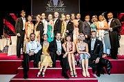 Tisková konference k devátému ročníku taneční soutěže České televize StarDance se konala 5. září 2018 v Praze. Na snímku