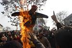 Propalestinské protesty ve světě
