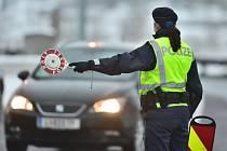 Kontroly na česko-rakouské hranici