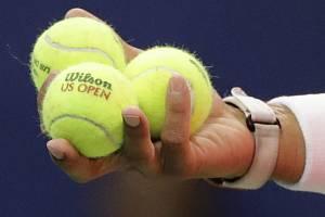 Tenisové US Open - ilustrační foto.
