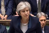 Britská premiérka Theresa Mayovuá