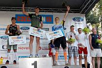 Nejlepší muži v závodu CZECHMAN 2015