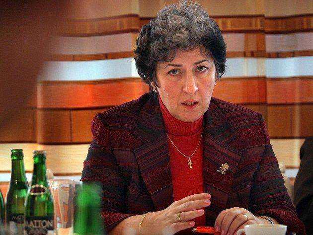 Alena Gajdůšková