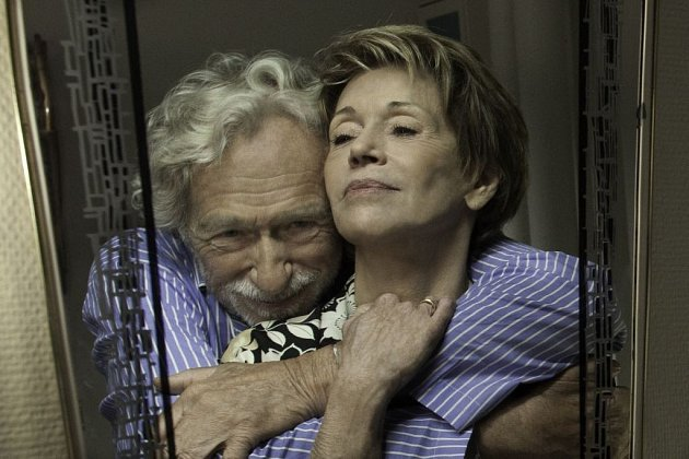 Film Co kdybychom žili společně? Na snímku Pierre Richard a Jane Fonda.