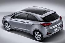 Hyundai i20 Coupe.
