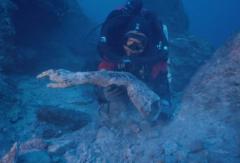 Práce potápěčů