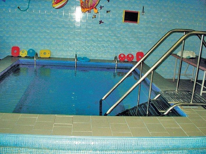 Nejdražší bazény jsou přímo součástí domu.