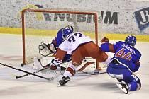 Přípravný zápas mezi Českem a Slovenskem