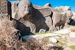 Chetitský chrám Ain Dara v Afrinu