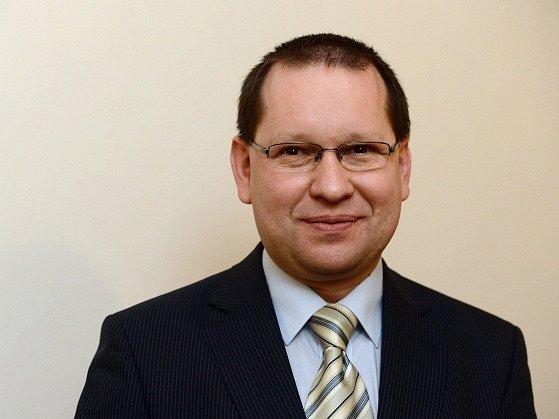 Ústavní soudce Radovan Suchánek.