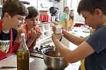 Když vaří malí kuchaři