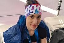 Tereza Ďurdiaková, česká reprezentantka v atletice
