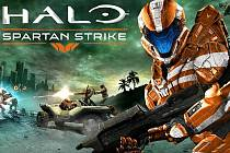 Počítačová hra Halo: Spartan Strike.