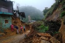 Sesuv půdy v centrální Kolumbii zabil nejméně 12 lidí