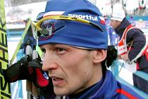 Ladislav Rygl mladší ještě jako závodník