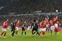 Mohuč potrápila Bayern Mnichov