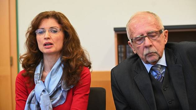 Stanislav Křeček a Monika Šimůnková