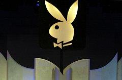 Logo značky Playboy