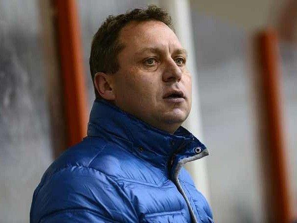 Trenér Vítkovic Peter Oremus.