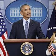 Odcházející prezident Spojených států Barack Obama se dnes na své poslední tiskové konferenci v úřadu zdržel příkrého hodnocení názorů svého nástupce Donalda Trumpa.