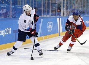 OH v Pchjongčcangu: Češi porazili ve čtvrtfinále USA
