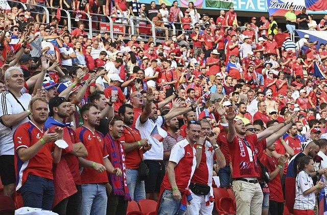 Osmifinále mistrovství Evropy mezi Českem a Nizozemskem.