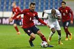 Liga národů UEFA Česká republika proti Izraeli