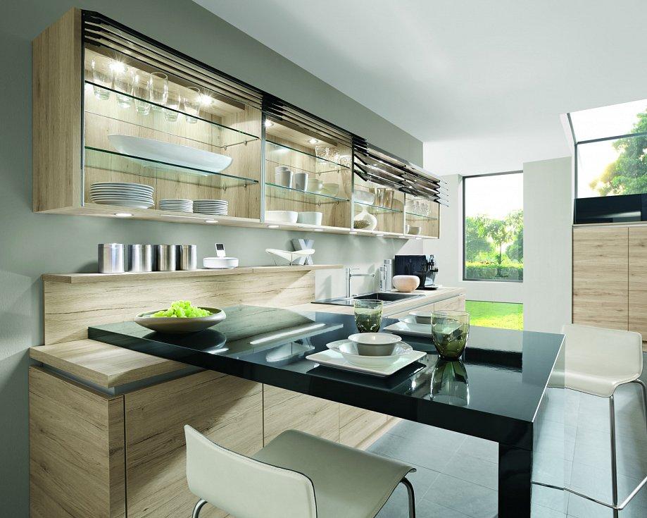 Předpokladem funkční kuchyně je správné umístění vodovodu, odpadů, elektřiny nebo odvětrávání digestoře.