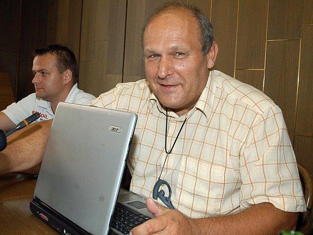Stanislav Huml, poslanec Věcí veřejných.