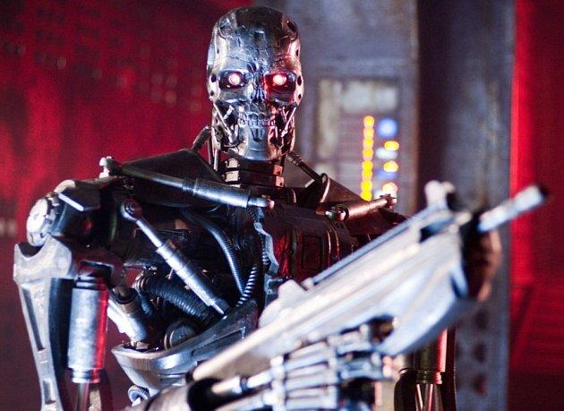 Snímek zfilmu Terminator: Salvation