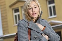 Novou tváří seriálu Ulice, který se v pondělí po pauze vrací opět na obrazovky TV Nova, je herečka Vanda Hybnerová.