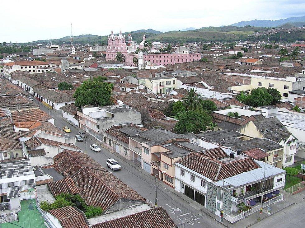 K nehodě došlo poblíž kolumbijského města Buga