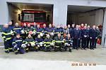 Jednotka požární ochrany třetího stupně (JPO3) Horní Žleb