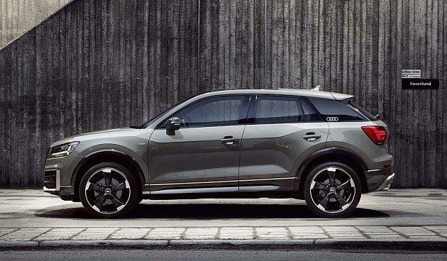 Audi Q2 Edition #1.
