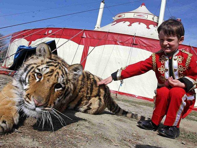 Cirkus Andres.