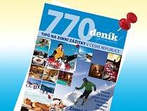 Deník 770 tipů na zimní zážitky