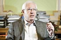Předseda Akademie věd České republiky Jiří Drahoš