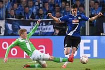 Wolfsburg neměl s Bielefeldem problém