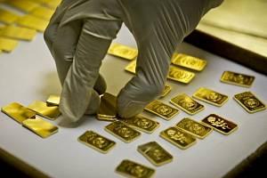 Zlato - ilustrační foto.