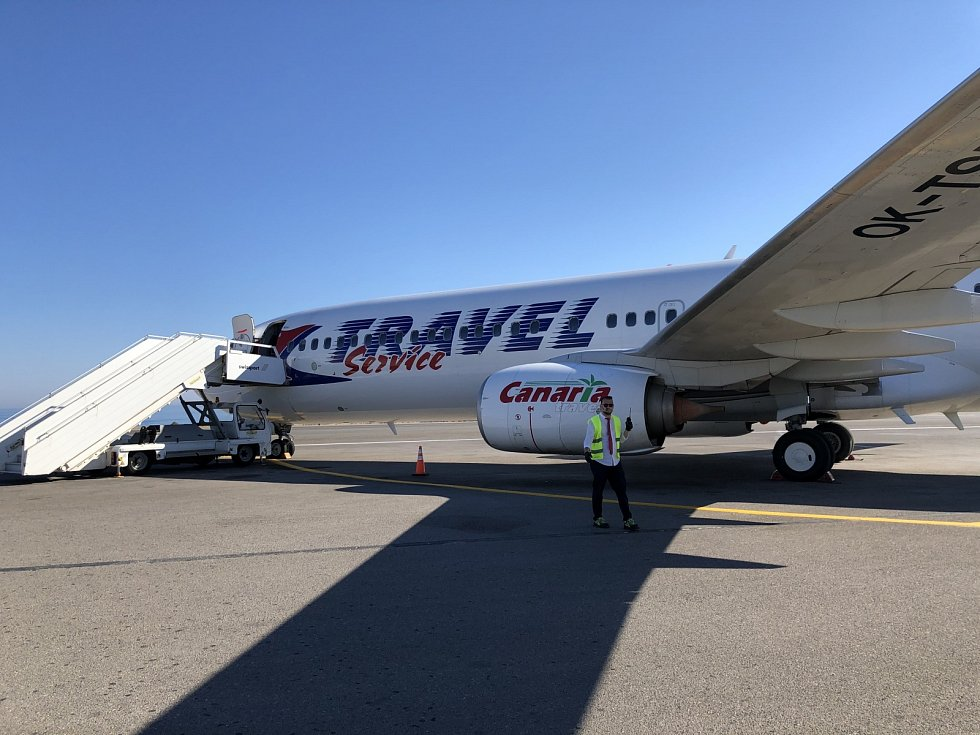 Na Letišti Václava Havla Praha pokračuje návrat pravidelných leteckých linek do provozu
