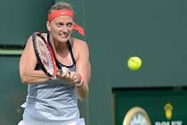 Petra Kvitová na turnaji v Indian Wells.