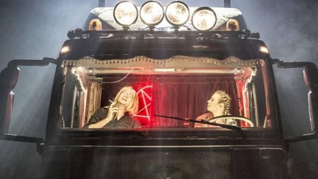 z představení Faust ve Stavovském divadle