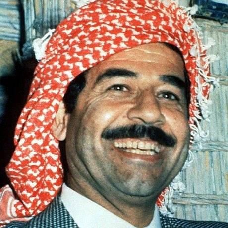Saddám Husajn