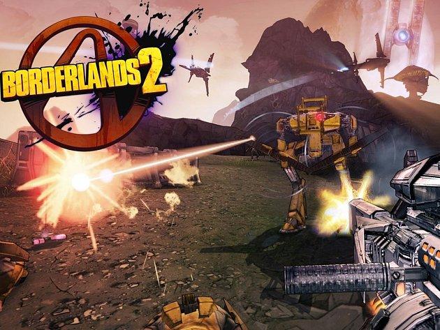 Počítačová hra Borderlands 2.