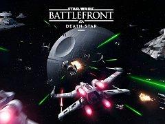 Počítačová hra Star Wars: Battlefront - Death Star.