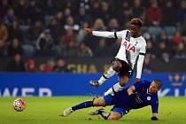 Tottenhamu se povedlo z poháru vyřadit Leicester