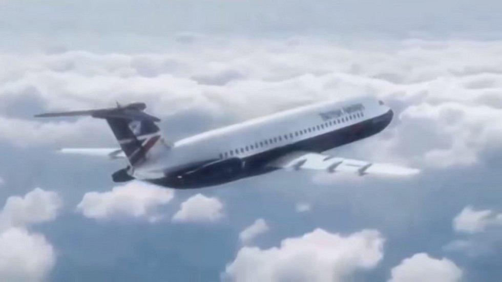 Let číslo 5390 z britského Birminghamu začal standardně